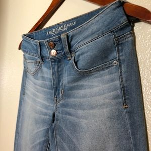 American Eagle Outfitters Capri jeans